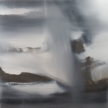 Abstraction in Monochrome Study 11