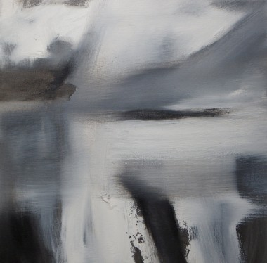 Abstraction in Monochrome study 13