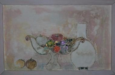 mediterranean fruit bowl