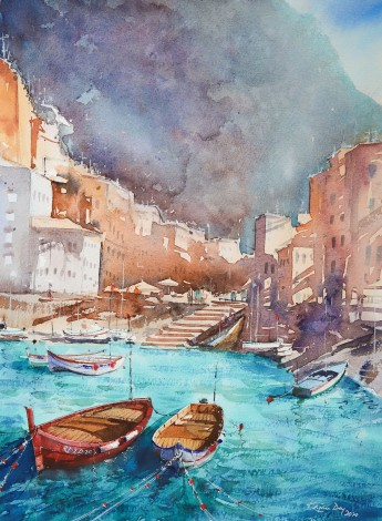 Italy Waterscapes