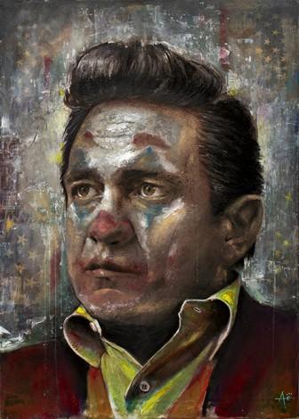 Johnny Cash Joker