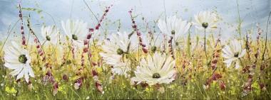 Joyful Flora Landscape