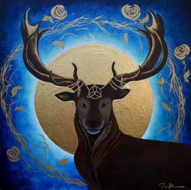 Cernunnos | Celtic God of the Forest