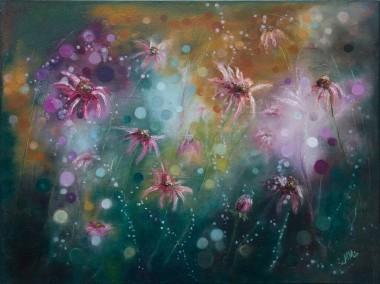 Echinaceas Dances