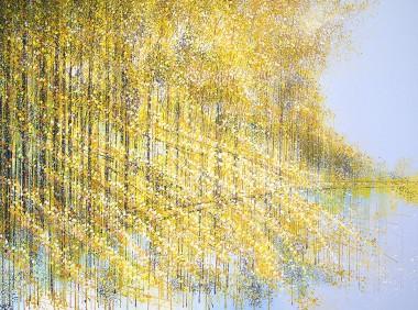 Autumn Trees Composition #1