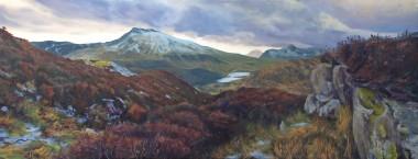 Moel Siabod, Snowdonia, Mountains