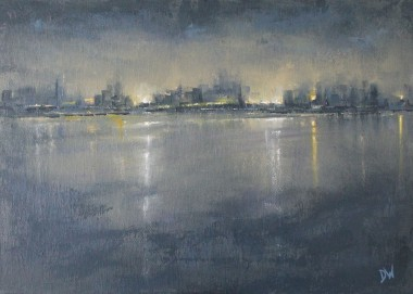 Nocturne: City Reflections