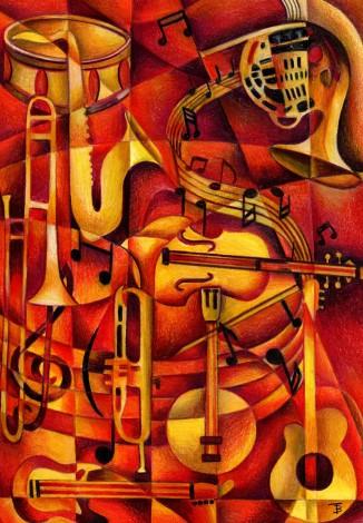 Orchestral Manoevures in the dark