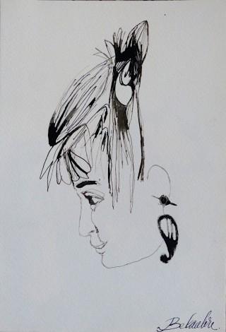 Surrealist Portrait