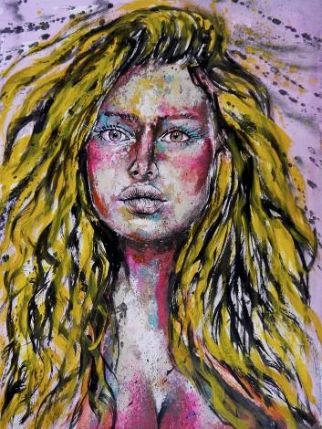 Portrait Post Synthetic 108 Original
