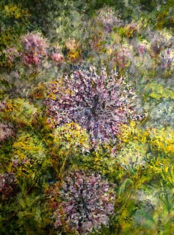Purple Passion front view