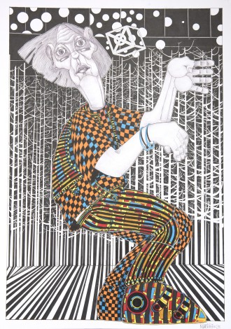 musician,geometry,patterns,person,imagination,abstract,illustration