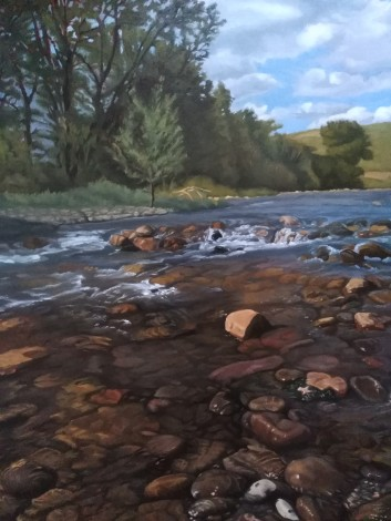 The River bank 1