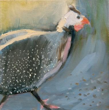 Guinea Fowl - Four