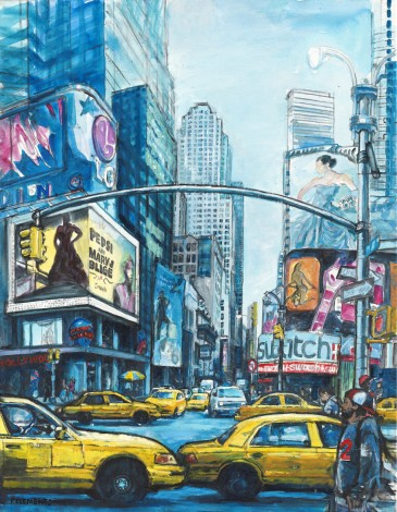 New York on the Broadway