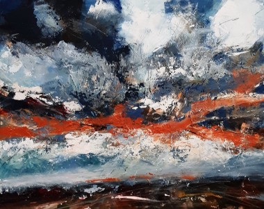 stormy sky shireburne