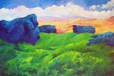 Landscape - Tan Hill