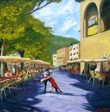 Tango in the Square II