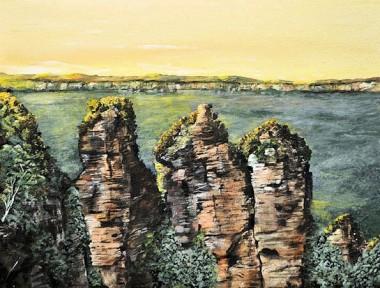 Three Sisters, Australia - Landscape