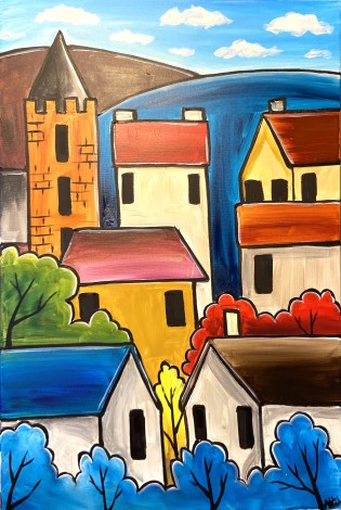 Town Of Colours 2