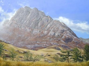 Tryfan Haf, mountains, snowdonia