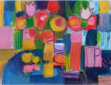 Abstract Still Life VI