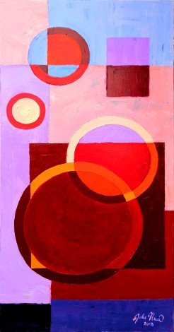 Abstraction with Geometric Figures II