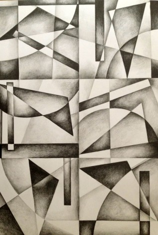 Wassily Abstracted