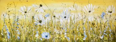 Yellow Symphonies Landscape
