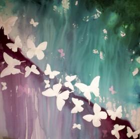 Butterfly Cascade