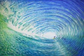 Surfer Wave Tunnel
