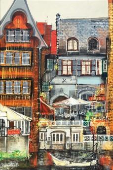 Ostend, Bruges