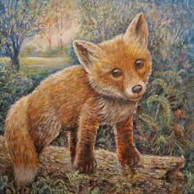 Fox full view