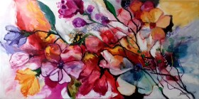 Flori Abstracte
