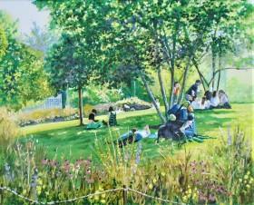 London Olympic Park picnics