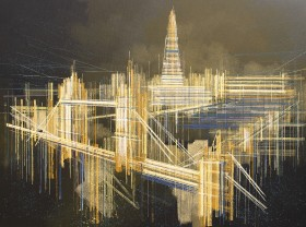 London - Tower Bridge On A Summer's Night