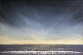 Night by Geraldine Segre