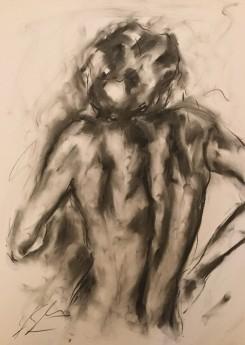 Full frontal art