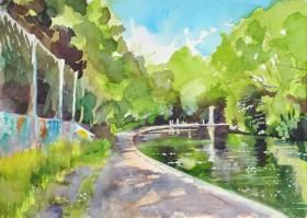 Regents Canal main