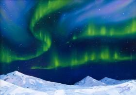Aurora mini 1, Aurora borealis, northern lights