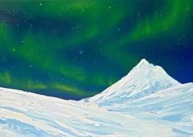 Aurora mini 2, Aurora borealis, northern lights