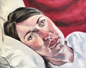 Bethany Resting