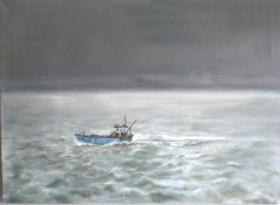 'Return from fishing'