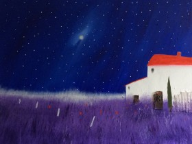 Midnight In Provence