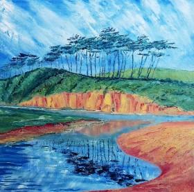 Devon Cliffs