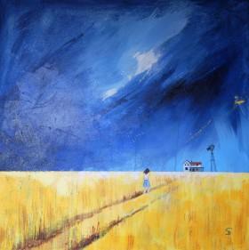 Prairie Storm Coming