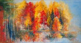 Autumn's Farewell Waltz
