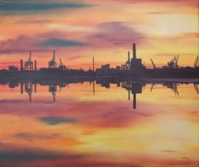 Dublin Bay (Dock lands)