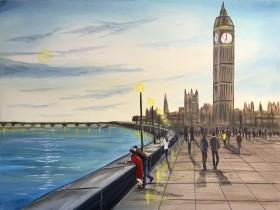 Evening In London