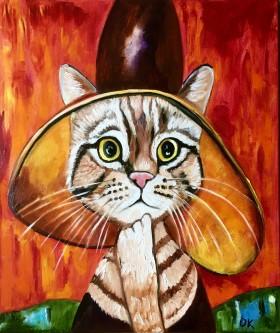 Cat-Thinker